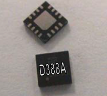 D388A Electroluminescent Lamp and White LED Driver IC